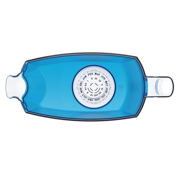 Аквафор Лаки В5, голубой вид сверху