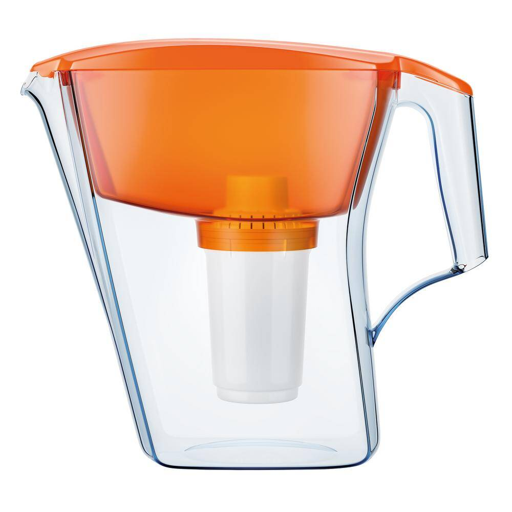 Аквафор Лаки В5, оранжевый