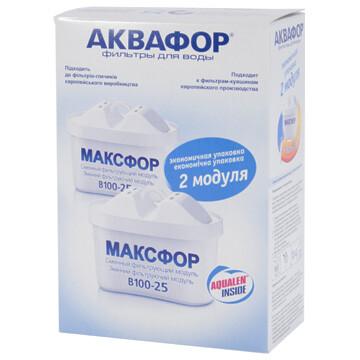 Аквафор Максфор В25 2 шт