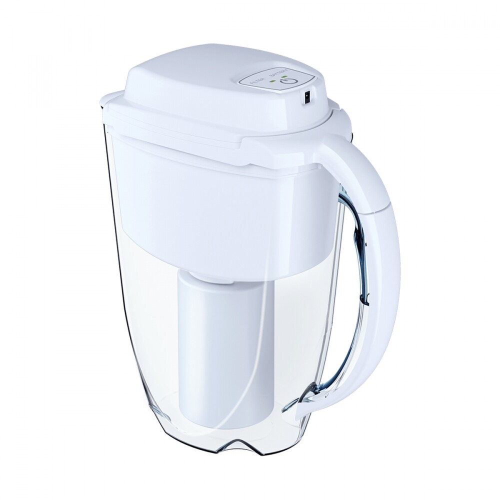фильтр-кувшин для очистки воды аквафор j.shmidt a500 вид сверху