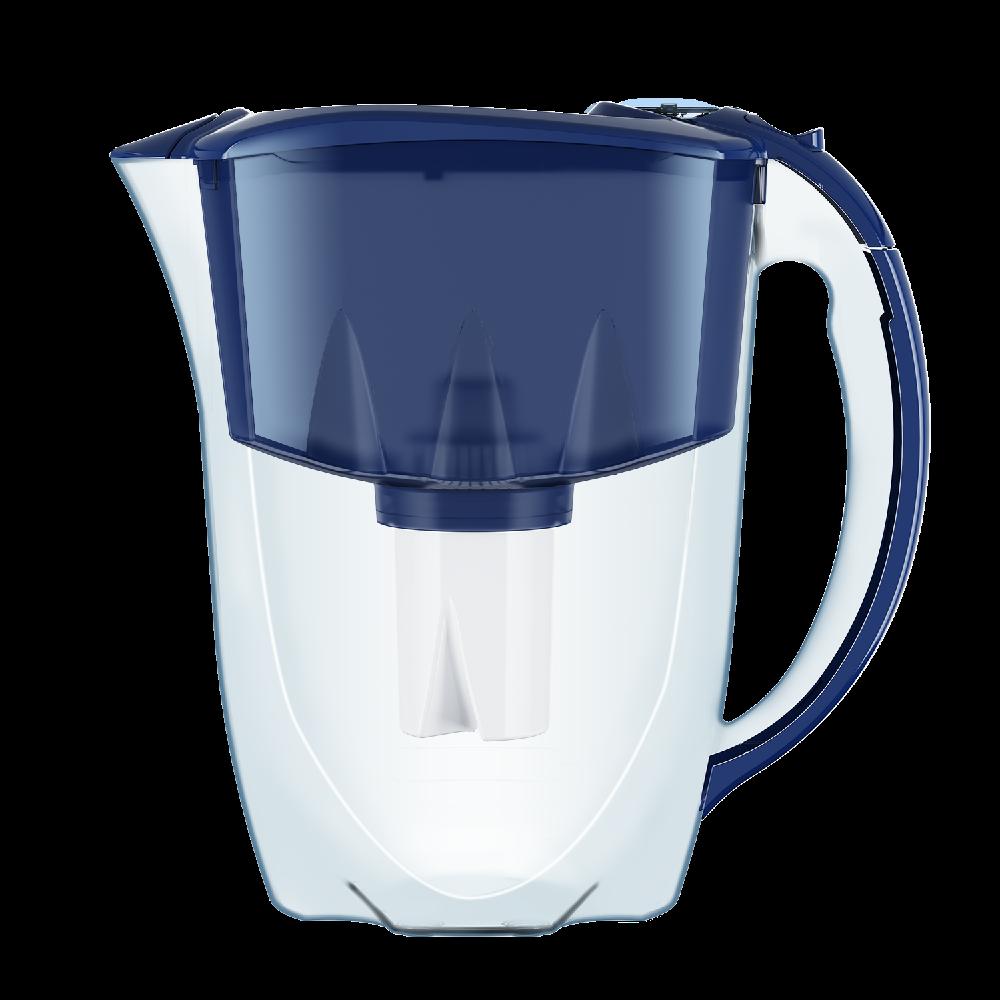 Фильтр-кувшин Аквафор Идеал темно-синий