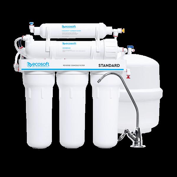 Фильтр обратного осмоса Ecosoft Standard